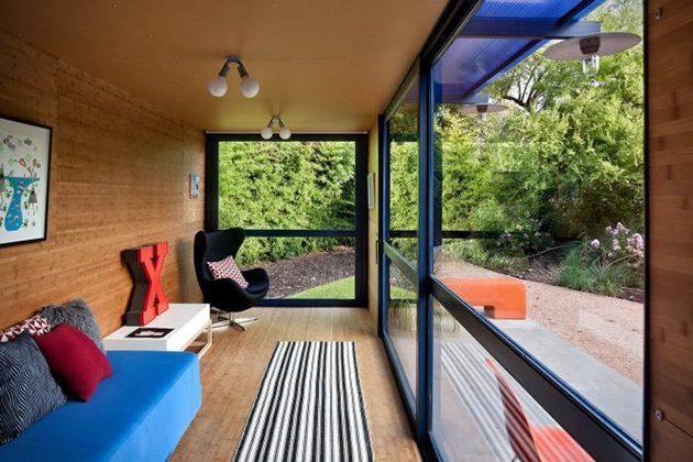 containerhaus die 6 spektakul rsten beispiele. Black Bedroom Furniture Sets. Home Design Ideas