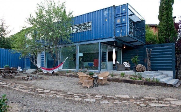 Haus Aus Container containerhaus die 6 spektakulärsten beispiele containerbasis de