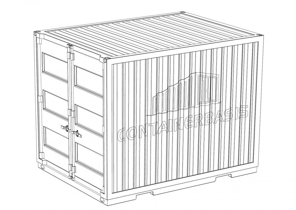 10 fu container info angebote. Black Bedroom Furniture Sets. Home Design Ideas