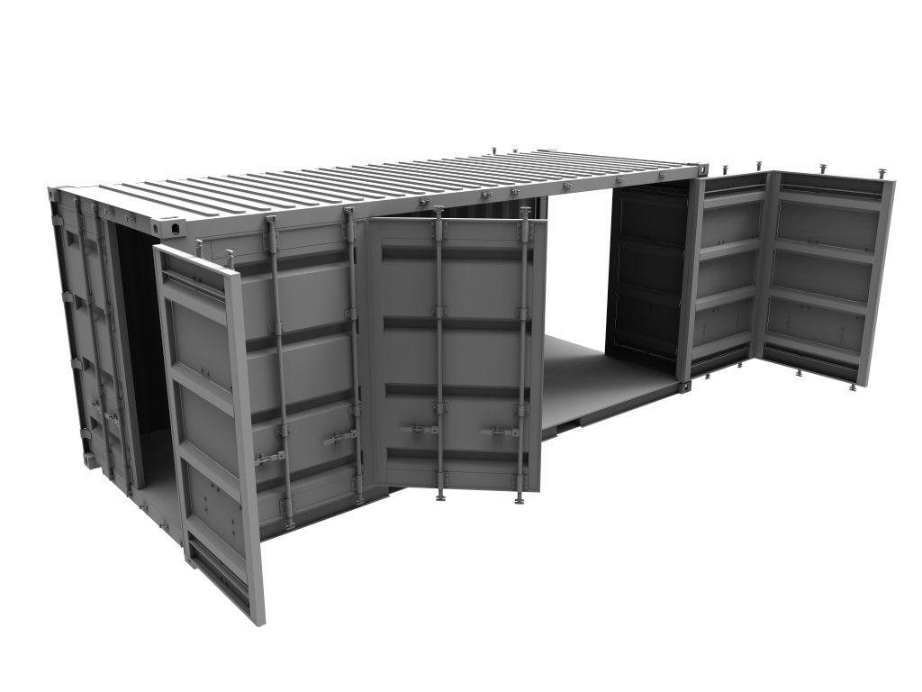 side door container info angebote. Black Bedroom Furniture Sets. Home Design Ideas