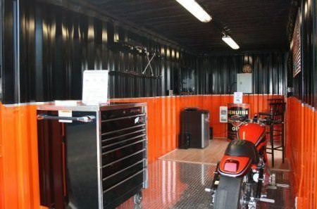 Garagen Container ein container als garage containerbasis de