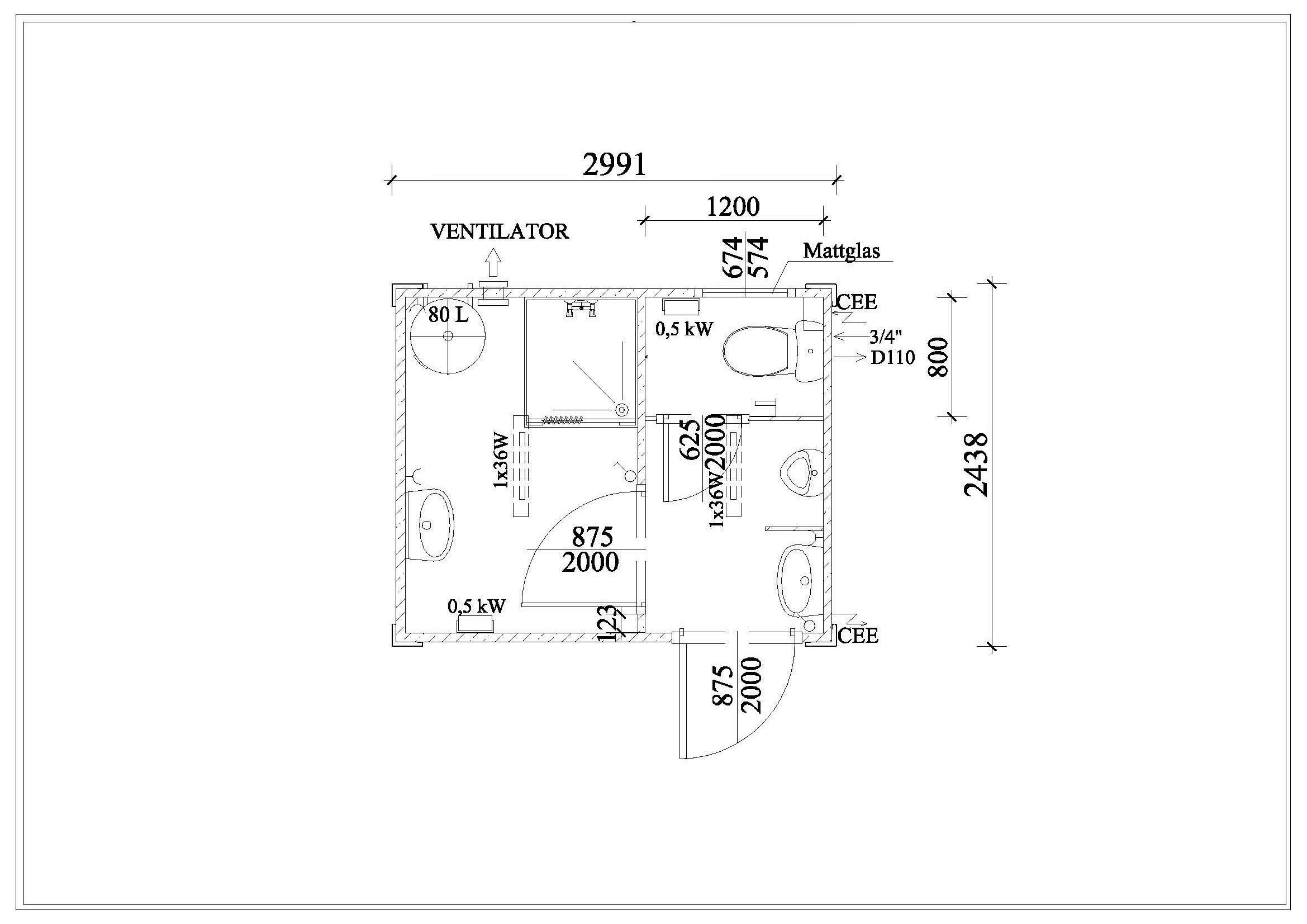sanit rcontainer die kosteng nstige flexible sanit rl sung. Black Bedroom Furniture Sets. Home Design Ideas