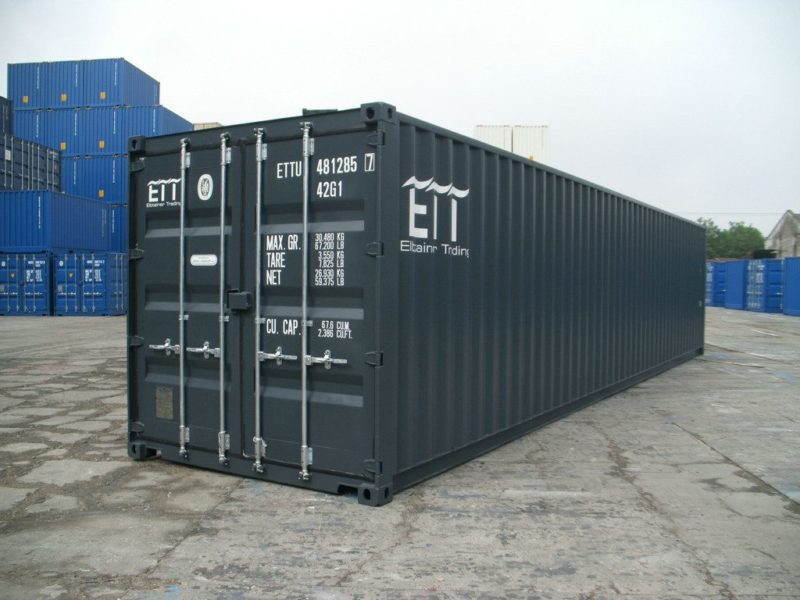gr e 40 fu container. Black Bedroom Furniture Sets. Home Design Ideas
