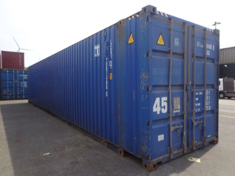 45 Fuß Container : 45ft high cube pallet wide ~ Whattoseeinmadrid.com Haus und Dekorationen