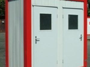 Fladafi wohncontainer mit dusch wc raum 6 m for Kleiner wohncontainer