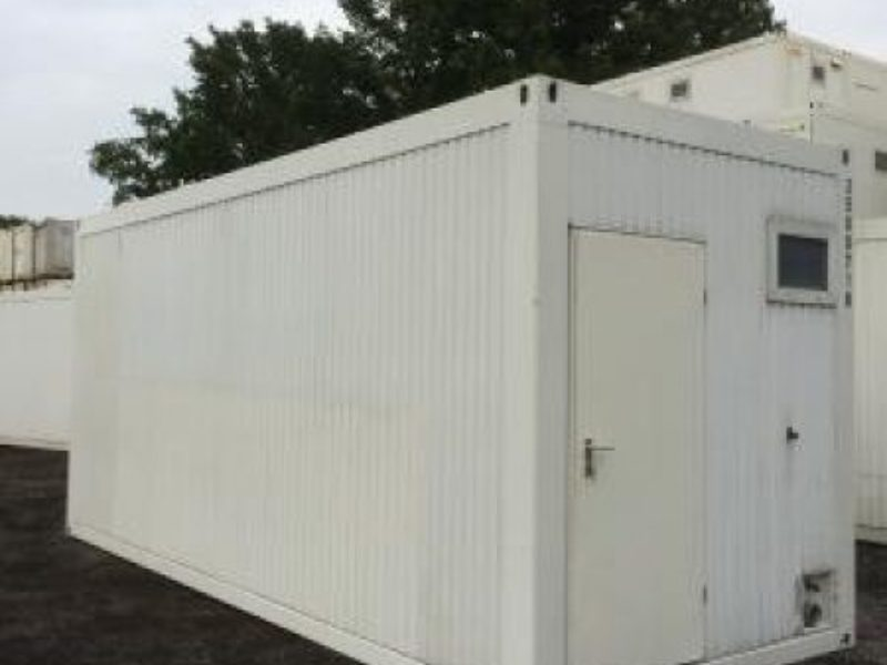 20ft Container (büro/wohn)