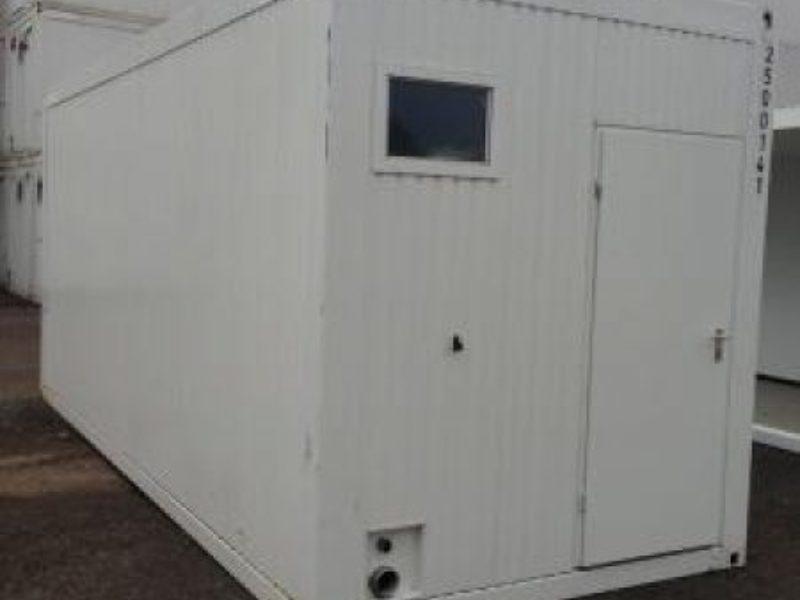 wohncontainer gebraucht im marktplatz f r container. Black Bedroom Furniture Sets. Home Design Ideas