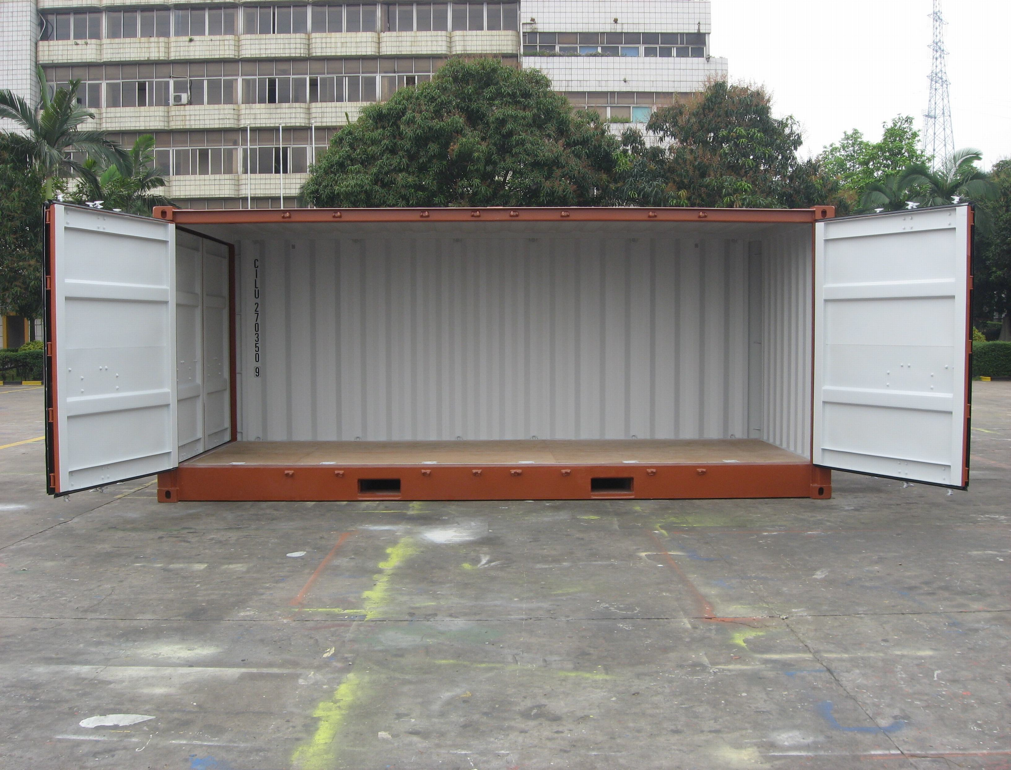 Tremendous Container Umbau Collection Of Side Door Container, Auch Full Side Access