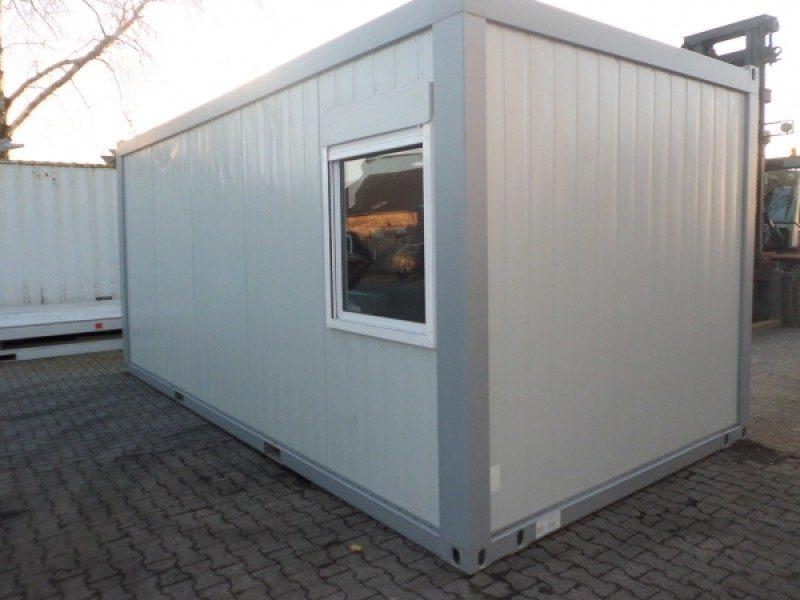 b rocontainer gebraucht im marktplatz f r container. Black Bedroom Furniture Sets. Home Design Ideas