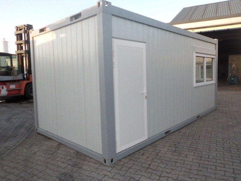 Bürocontainer gebraucht im Marktplatz für Container