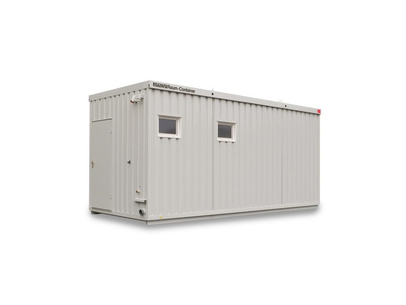 FLADAFI® WC Container 6 m (D+H)