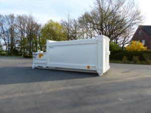 Abrollcontainer HG 20 R