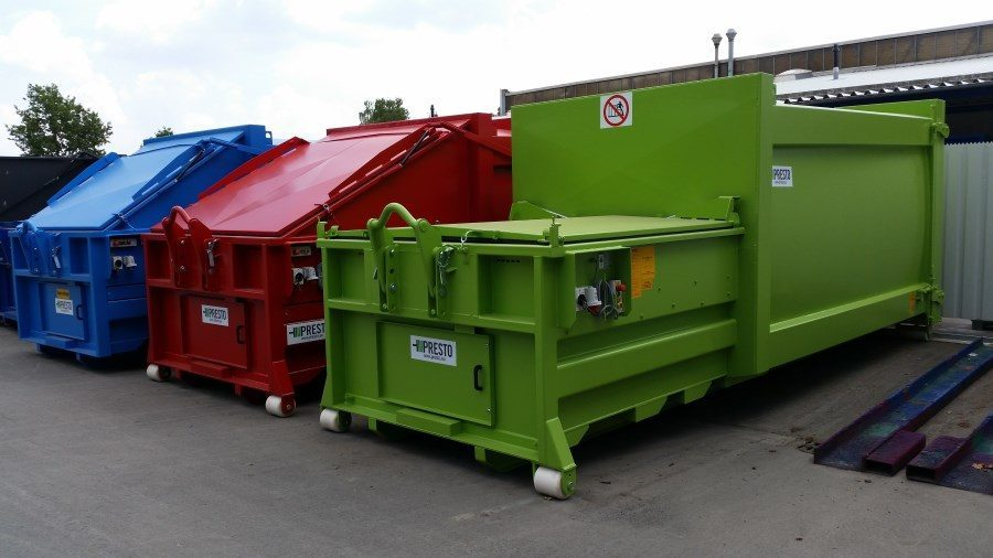 Abrollcontainer HGS 20 R