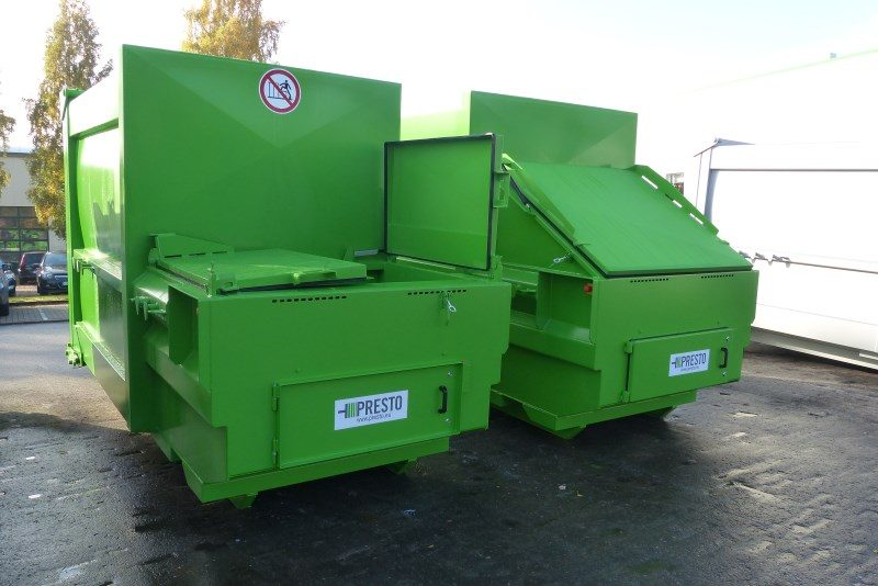 Absetzcontainer HAN 10 R