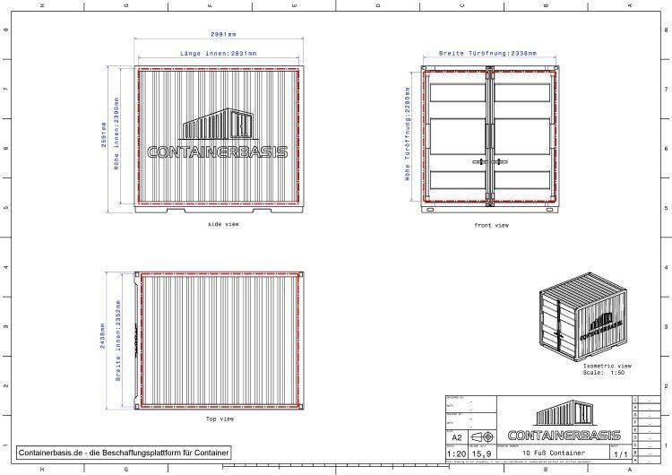 Container Cad Joy Studio Design Gallery Best Design